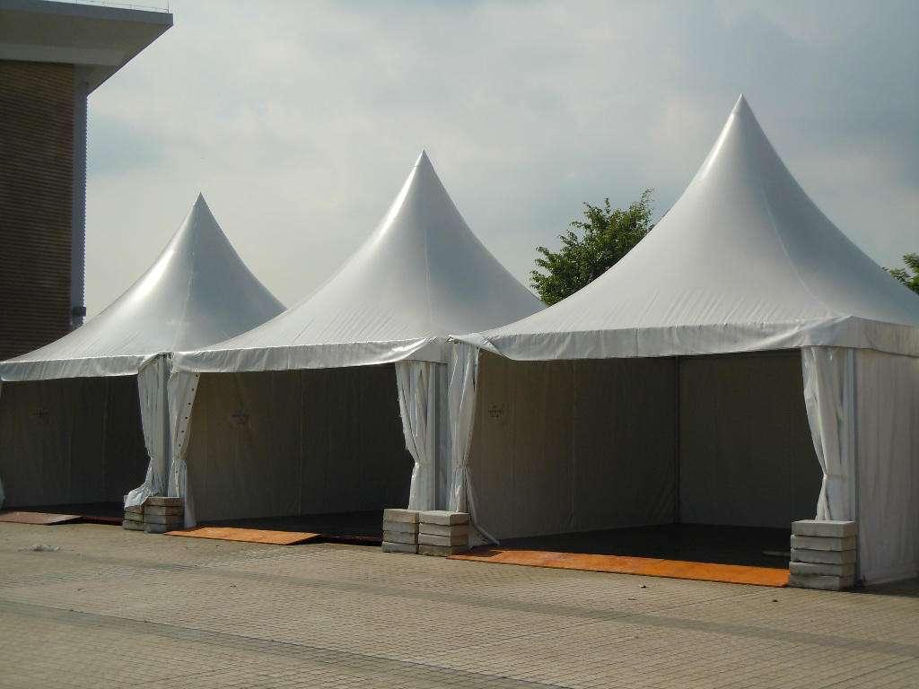 展会篷房有哪几种形状图片